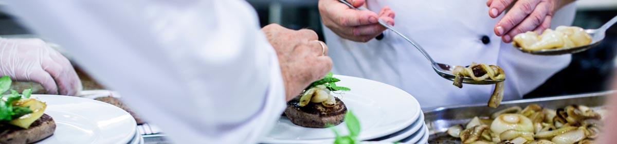 Busch – Restaurant Imbiss Buffet-Service